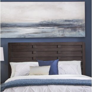 Best Price Walston Queen Panel Headboard by Breakwater Bay