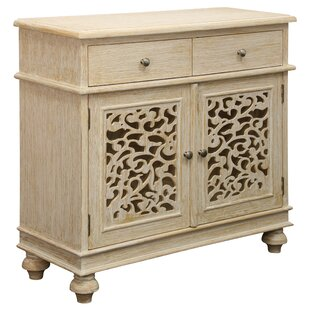 Brookmount 2 Door 2 Drawer Accent Cabinet by Bungalow Rose