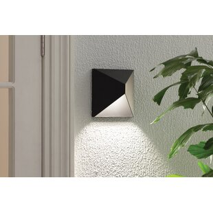 1-Light LED Outdoor Sconce..