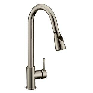 Design House Eastport Pull Down Single Handle Kitchen Faucet