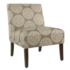 Alleyton Medallion Slipper Chair by Winston Porter
