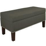 Jack Upholstered Storage Bench by House of Hampton®
