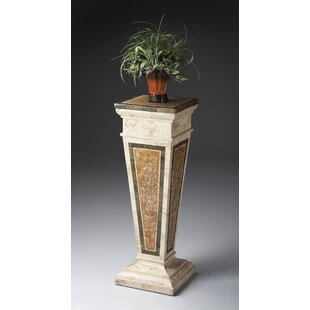 Christopher Pedestal End Table