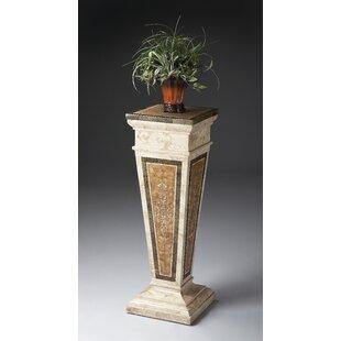 Heritage Pedestal End Table
