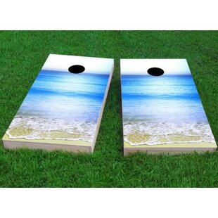 Custom Cornhole Boards Bea..