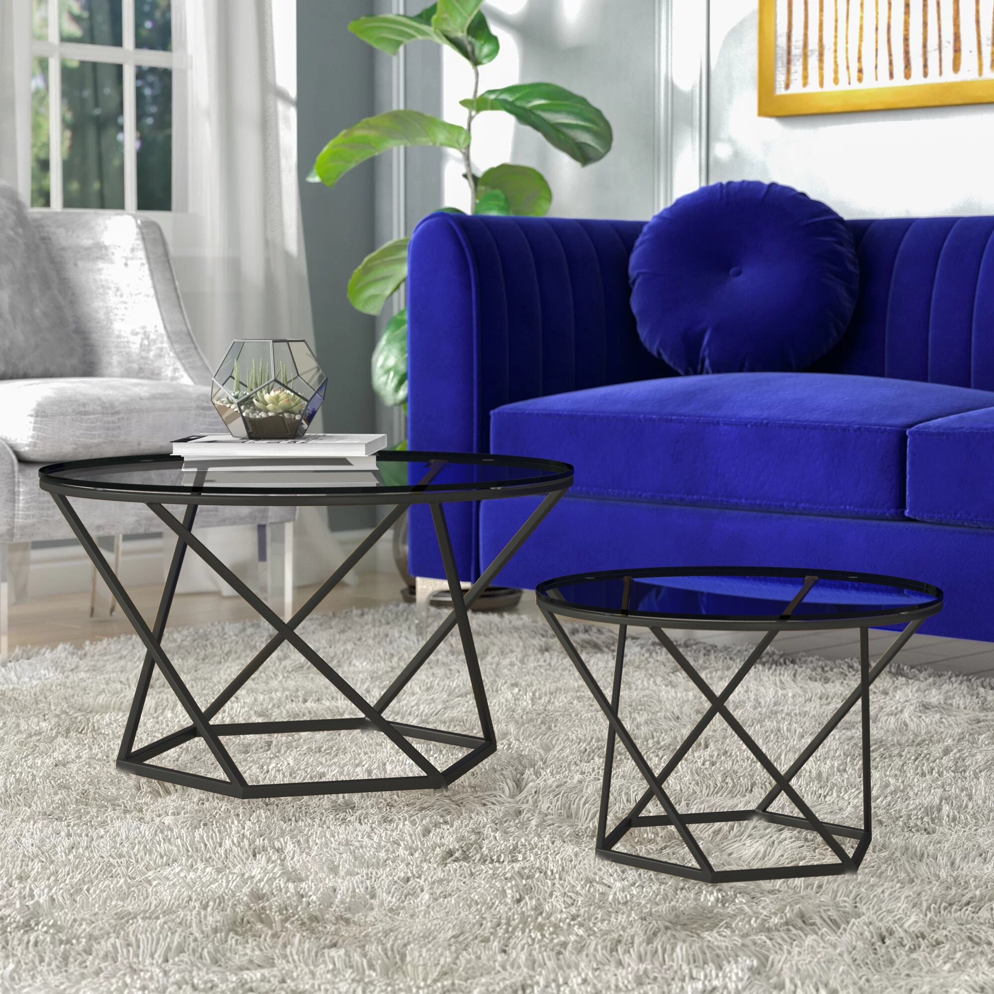Bunching Coffee Tables Coffee Table Sets You Ll Love In 2021 Wayfair Ca