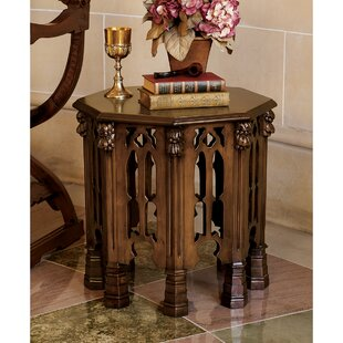 Gothic Revival End Table