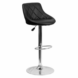 Morley Modern Adjustable Height Swivel Ba..