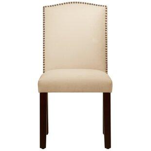 Nadia Upholstered Dining Chair by Wayfair Custom Upholstery™