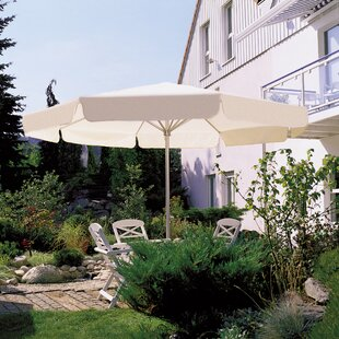 Draping 3m Beach Parasol By Sol 72 Outdoor