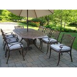 Mcgrady 9 Piece Dining Set
