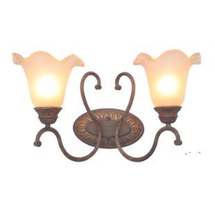 Woodbridge Lighting Elegante 2-Light Vanity Light