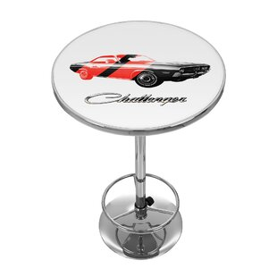 Dodge Challenger Pub Table by Trademark Global
