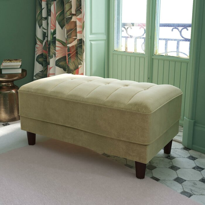 Marvelous Nia Pin Tufted Ottoman Andrewgaddart Wooden Chair Designs For Living Room Andrewgaddartcom