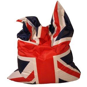 Sitzsack Union Jack von Sakwa