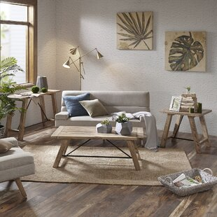 Reviews Theiss 3 Piece Coffee Table Set By Mistana