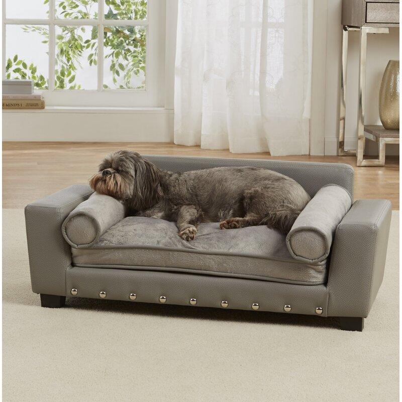 Archie Oscar Corrine Dog Sofa With
