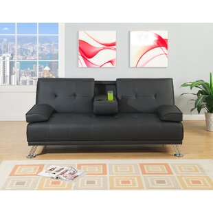 Best Choices Dansby Adjustable Convertible Sofa by Wrought Studio Reviews (2019) & Buyer's Guide