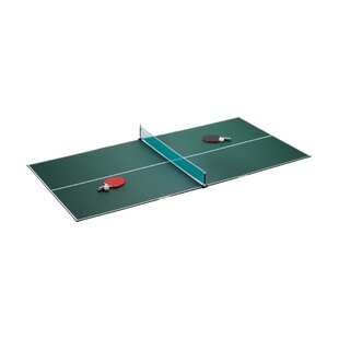 Viper Table Tennis Conversion Top with Accessories By GLD Products