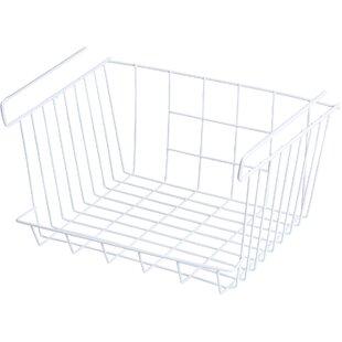 Storage Under Shelf Basket