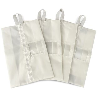 Read Reviews 1 Pair Shoe Bag (Set of 4) By Rebrilliant