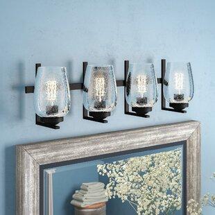 Best Choices Chubbuck 4-Light Vanity Light By Laurel Foundry Modern Farmhouse