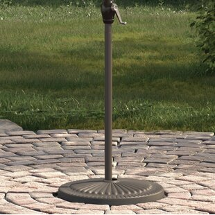 Gretna Steel Free Standing Umbrella Base