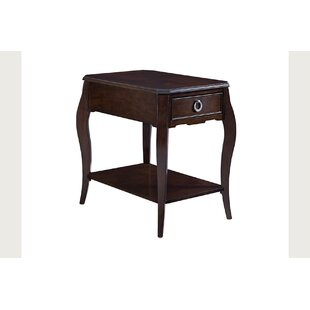 Read Reviews Pack Traditional End Table with Storage by Canora Grey