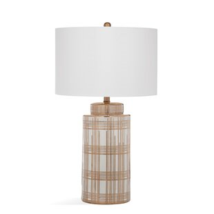 Lehn 27'' Table Lamp by Wrought Studio