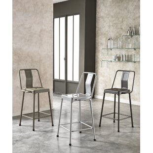 Weon 64cm Bar Stool (Set Of 2) By Borough Wharf