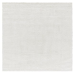 Artz White Area Rug By Brayden Studio