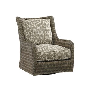 Cypress Point Swivel Armchair by Tommy Bahama Home