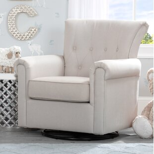 Harper Nursery Swivel Glider by Delta Children