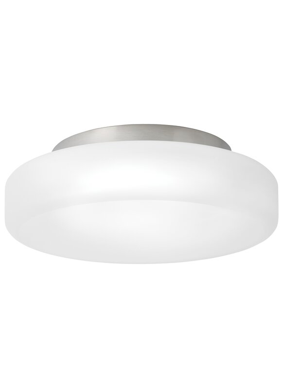 Vessa 1 light flush mount