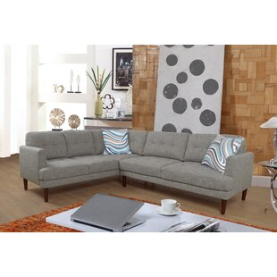 Wrought Studio Gifford Sectional