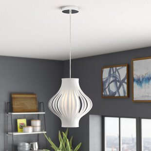 Wade Logan Loma 1-Light Geometric Pendant