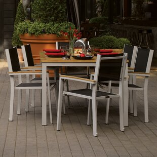 Bunburry 7 Piece Dining Set by Latitude Run