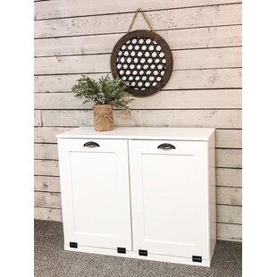 Trash Storage Cabinet Wayfair