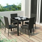 Delafield 5 Piece Dining Set