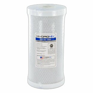 Hydronix NSF Carbon Under Sink Replacement Filter