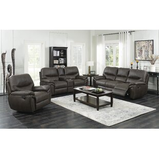 Quance Reclining Configurable Living Room Set Winston Porter