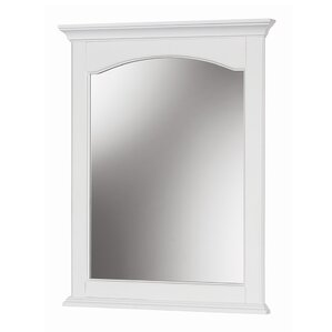 Melchor Rectangle Bathroom Mirror Antique