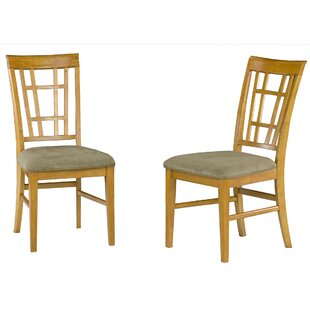Bluffview Solid Wood Dining Chair (Set of 2)