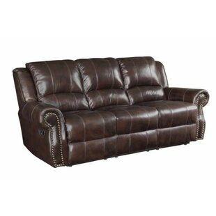 Clearance Sanita Reclining Sofa by Winston Porter Reviews (2019) & Buyer's Guide