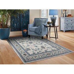 Resendiz Gray Indoor/Outdoor Area Rug