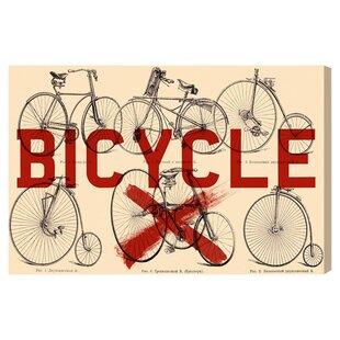Bicycles Wall Art