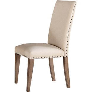 Wilmington Upholstered Dining Chair (Set of 2)