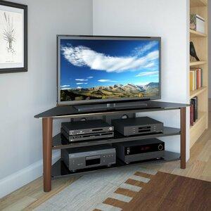 Alturas Corner 60 TV Stand by dCOR design