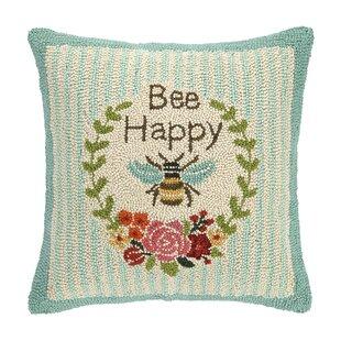 Bee Hook Pillow Wayfair