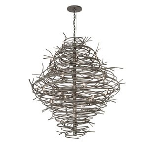 2nd Ave Design Cyclone 36-Light Novelty Chandelier